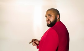 R. Marcos Taylor is Suge Knight in 'Surviving Compton'