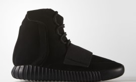 Black Adidas Yeezy Boost 750 BB1839