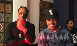 "Chance the Rapper x Future ""My Peak"" Preview"