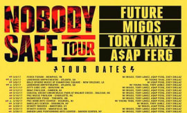 Future tour schedule