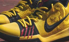 Nike Kyrie 3 Mamba Mentality Bruce Lee Restock Detail AJ1672-700