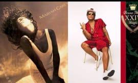 Roan Nair Mariah Carey x Bruno Mars Mashups