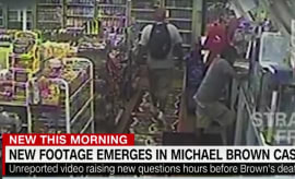 New Michael Brown Footage