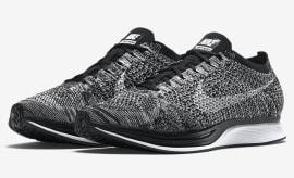Oreo Nike Flyknit Racer 2.0 526628-012