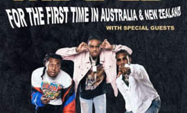 Migos announce Australia & NZ tour 2017