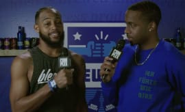 "Brandon ""BDot"" Armstrong speaks to Complex News at All-Star Weekend."