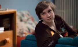 Lena Dunham on HBO's 'Girls'