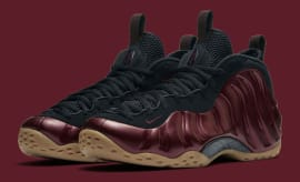 Nike Air Foamposite One Maroon Main 314996-601