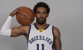 Mike Conley Signs with Jordan Brand Thumb