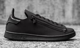 Adidas Y3 Stan Zip Triple Black Release Date Profile