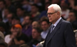 Phil Jackson Knicks Twolves 2017