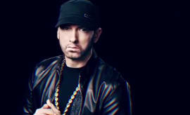 This is a photo of Eminem.