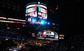 Barclays Center 2016 NBA Draft Getty