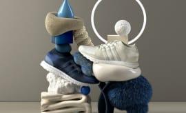 Sneakersnstuff Adidas EQT Materials Pack