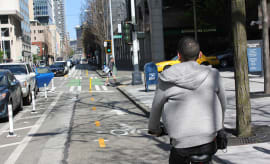 Uber Bike Lanes