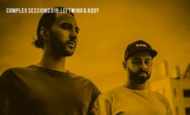 Complex Sessions 019: Leftwing & Kody