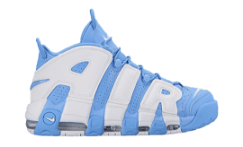 Nike Air More Uptempo Blue White