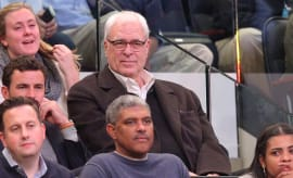 Phil Jackson Knicks Madison Square Garden 2016