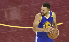 Steph Curry Game 3 NBA Finals 2017