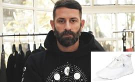 Marcelo Burlon Collaborates With Reebok On Zoku Runner