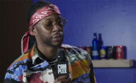 2 Chainz speaks to Complex News.