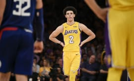 Lonzo Ball Lakers Clippers 2017