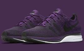 Nike Flyknit Trainer Night Purple Release Date AH8396-500 Main