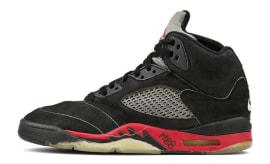 Air Jordan 5 Bred Sample Thumb