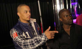 T.I. attends the Akoo 2012 fashion presentation