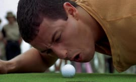 Adam Sandler in 'Happy Gilmore'