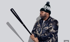 Raekwon Baseball Bat 2