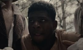 "Mick Jenkins in the video for ""Drowning."""