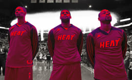 Big Three Heat