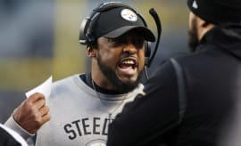 Mike Tomlin Steelers 2016 Ravens
