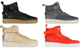 Nike SF Air Force 1 Mid 2017 Colorways