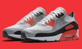 Nike Air Max 90 Ultra Flyknit Infrared Release Date Main 875943_100