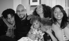 "Alicia Keys ""Blended Family"" f/ ASAP Rocky Music Video"