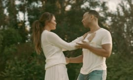 "John Legend ""Love Me Now"" Music Video"