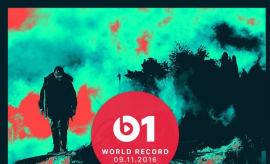 """This is the art for Belly's Beats 1 premiere of """"Consuela."""""""