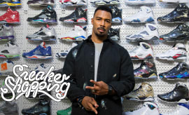 Omari Hardwick Goes Sneaker Shopping With Complex | Sneaker Shopping