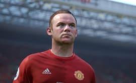 FIFA 17 Wayne Rooney