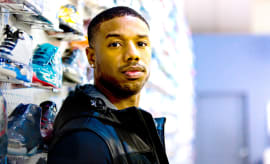 Michael B. Jordan Goes Sneaker Shopping With Complex | Sneaker Shopping