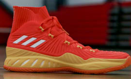 Candace Parker Adidas Crazy Explosive 17 All Star PE Profile