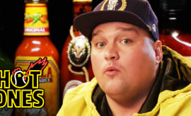 Charlie Sloth Hot Ones Thumb