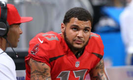 Buccaneers wide receiver Mike Evans