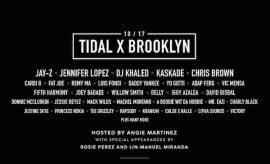 Tidal X: Brooklyn 2017
