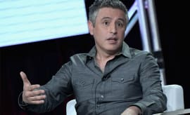 This is a photo of Reza Aslan.