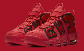 Nike Air More Uptempo QS Chicago Red Release Date Main AJ3138_600