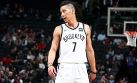Jeremy Lin and his dreads.