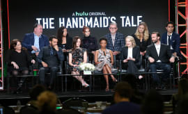 Hulu's 2017 Winter TCA Tour at Langham Hotel